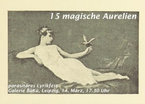 Postkarte 15magischeAurelienn